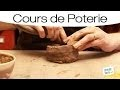 Faire une poterie au colombin