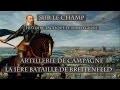 Sur le Champ - Artillerie de campagne : La 1ère bataille de Breitenfeld