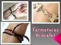 Tuto :  fermeture  de bracelets / comment attacher son bracelet