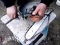 Fabrication d'une tronçonneuse