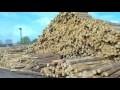 Huet bois, producteur et fabricant de bois ronds, piquet et clôture, poteaux EDF (NFC 67100)