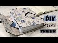 DIY ORGANISATION : mini trieur