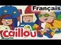 Caillou: Caillou Va dans L'Espace | conte pour enfant | Caillou en Français