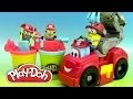 Pâte à modeler Play Doh Super Camion de Pompier Diggin' Rigs Firetruck Boomer