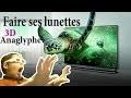 [Tuto Fr] COMMENT FABRIQUER SES LUNETTES 3D? - LE TUTO DU MOIS