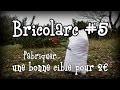 Bricolarc # 5 : Fabriquer une (bonne) cible pour 2 euros