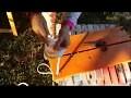Comment fabriquer une balançoire en palette? Seulement 10 ans et elle vous apprend à bricoler!