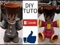 TUTO-DIY-Poupée en pots de terre cuites