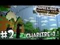 UN MONDE IMAGINAIRE !   Minecraft Story Mode   Chapitre 3 ! #Ep2