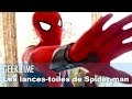 Comment Spider-Man projette-t-il ses toiles ? - Geek Time #3