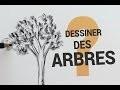 DESSINER DES ARBRES LE PLUS SIMPLEMENT POSSIBLE