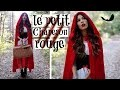 Le Petit Chaperon Rouge   Tuto Halloween Facile  