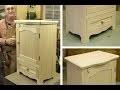 Projet - Armoirette avec tiroir