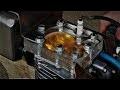 Fabrication moteur a culasse transparente (part 1)
