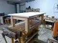 [Travail Du Bois] Part.3 - Fabrication d'une table basse en frêne