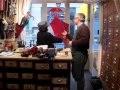 Thierry, reparateur de parapluies à Paris