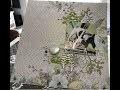 TUTORIEL: Scrapbooking, Pas à Page 30x30cm, Feuillage, Printemps...