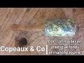 Copeaux & Co - DIY - Un maillet en plastique fondu et manche tourné