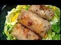 Recette de nems au poulet, simple et rapide