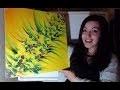 Peinture Abstraite au Couteau - Speed Painting Acrylique