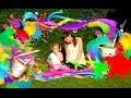 [VLOG] Peinture en plein air avec Ellie et Lana !