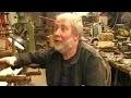 Atelier Allibert à Aulnay-sous-Bois, fabrication de carcasses d'abat-jour