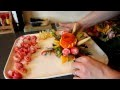 Comment Faire un Bouquet Floral en Fruits et Légumes