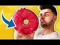 COMMENT FAIRE UN DONUTS AMERICAIN XXL (Recette des Simpson)