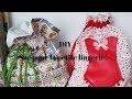 DIY Coudre un Sac pour la petite  lingerie - Helena couture