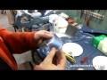 fabrication d'une pièce en carbone