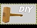 [#DIY 05]  COMMENT FAIRE UN MAILLET EN BOIS