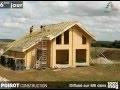 Construction d'une maison bois en kit