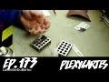 Construction d'une boîte en plexiglass pour mes jolies cartes de visite - Ep173 - PlexiCartes