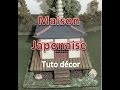 Maison Japonaise pour Test of Honour   Tuto décors