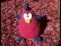 Poule de Pâques Amigurumi au Crochet