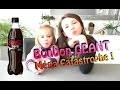 Bonbon XXL : confection d'une bouteille de Coca Cola géante en gélatine !