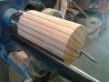 Tournage sur bois - La boite