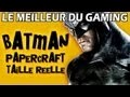 Fabrique ton masque de Batman avec EkiroxHawkace