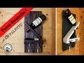 Comment fabriquer un support pour bouteille & verres de vins - Projet en bois de palettes!
