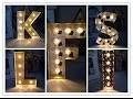 ღ DIY lettres lumineuses HEMA