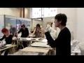Les ateliers des Beaux-Arts de Paris