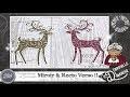 """Vidéo LDDD """"Tamponnage / Découpe Miroir & Recto-Verso avec le Stamparatus"""" par Coul'Heure Papier"""