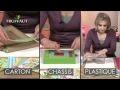 DIY déco : le collage de serviette - Jardinerie Truffaut TV