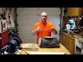 Comment fabriquer un gabarit de découpe en cercle. Parlons bois Ep.180