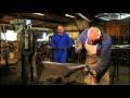 Fabrication d'une girouette en volume