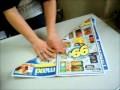 comment faire sac en papier pour la collecte des matières organiques