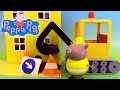 Peppa Pig Pelleteuse de Mr Bull ♥ Peppa Pig Mr Bull's Road Digger Jouets