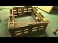 INCR'EDUC : Etape 3 - Tuto carre�s potagers en palettes (AVRIL)