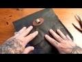 Réalisation - Besace en cuir souple et Couteau HELLE (info)