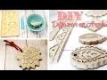 DIY - Diffuseur en Argile pour fragrances et huiles essentielles